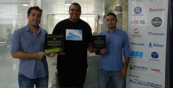 Santa Rita Vidros Especiais ganha prêmio nacional