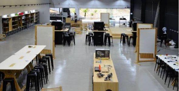 Sesi Blumenau inaugura espaço de educação pioneiro em Santa Catarina