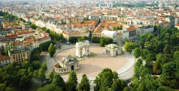 Que tal arrumar um emprego em Milão?