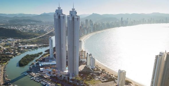 MPF quer demolir duas das torres mais altas do país