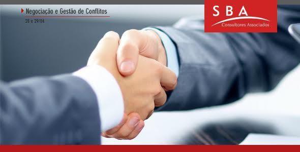 SBA realizará curso de Negociação e Gestão de Conflitos em Blumenau