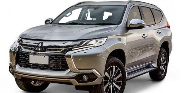 Novo Mitsubishi Pajero Dakar já roda no país