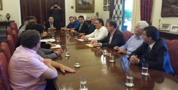Prefeitos da Amplanorte confirmam R$ 10 mi para recuperação de rodovias
