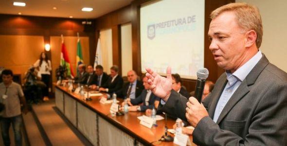 Prefeito da capital assina decreto de Programa de Parcerias Público-Privadas