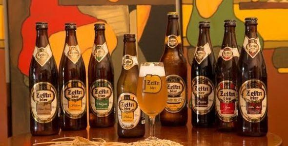 Cervejaria Zehn Bier inicia exportação para França
