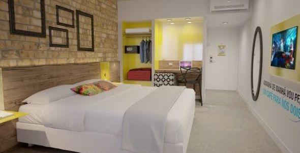Rede Intercity lança primeiro hotel em Blumenau com investimento de R$ 25mi