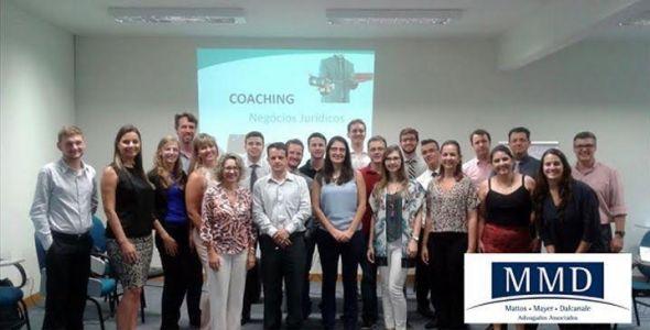 MMD & Advogados Associados realiza Coaching de Negócios Jurídicos