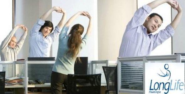 Atividades físicas melhoram o desempenho no ambiente profissional