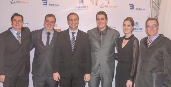 Evento de 30 anos da Plasnox reuniu mais de 300 pessoas