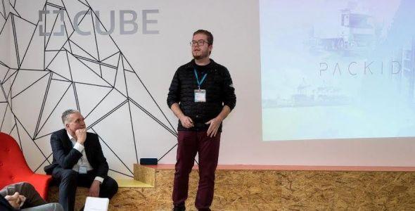 Startup incubada pela Inctech da Unichapecó participa de competição internacional