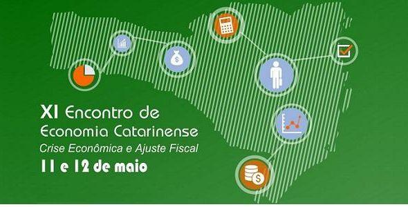 XI Encontro de Economistas Catarinenses trará estudos locais