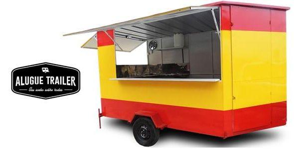 Empresa de Joinville faz sucesso com aluguel de trailers