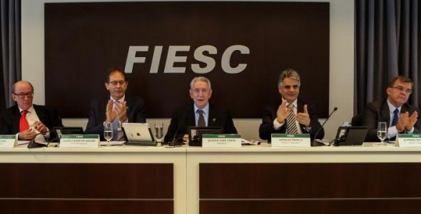 Fiesc anuncia homenageados com a ordem do mérito industrial