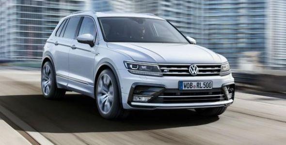 Conheça a nova geração do Volkswagen Tiguan