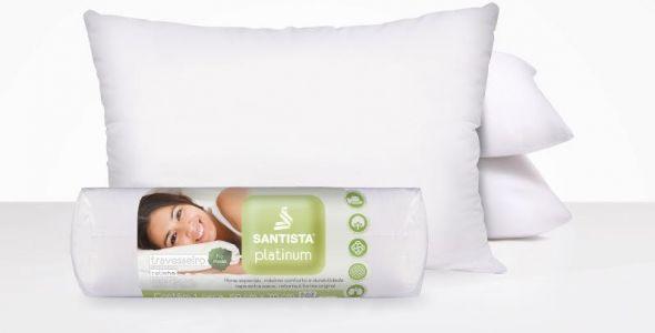 Santista traz novo conceito em embalagens dos travesseiros