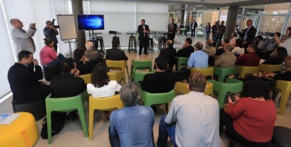 Governador se encontra com empresários para debater inovação na gestão pública