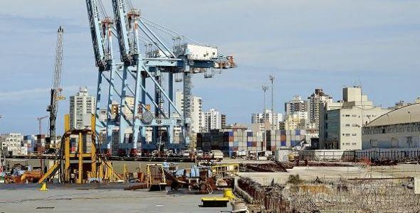 Porto de Itajaí recebe liberação de R$ 23 mi para as obras no porto
