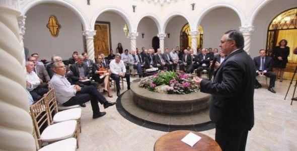 Governador reúne colegiado e destaca segunda edição do Fundam