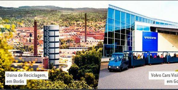Em viagem à Suécia, presidente da Fecomércio conhece estilo nórdico de negócio