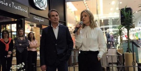 Almeida Junior apresenta novos investimentos no shopping Neumarkt