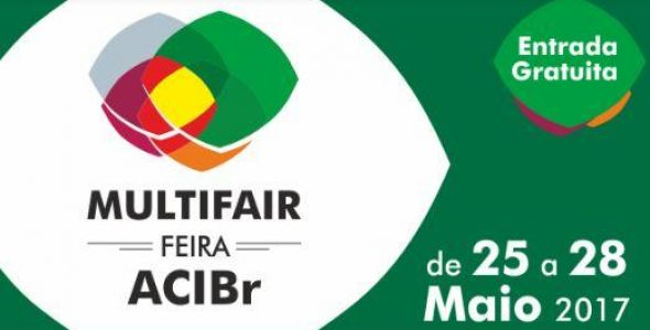 Multifair inicia nesta quinta-feira com mais de 60 empresas confirmadas