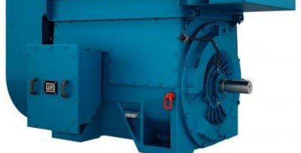 WEG complementa a linha de motores W60