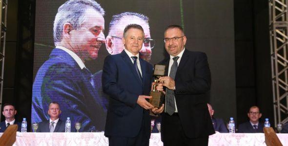 Troféu Empresário do Ano reconhece empresários de destaque e celebra 88 anos da ACII