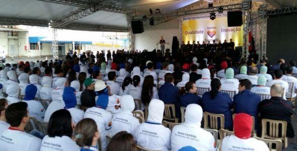 BRF investe R$ 65 milhões em Concórdia