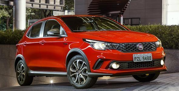Fiat Argo parte de R$ 46.800, conheça todas as versões