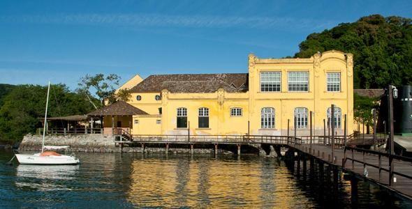 Museu Nacional do Mar lança Portal Barcos do Brasil e São Francisco do Sul
