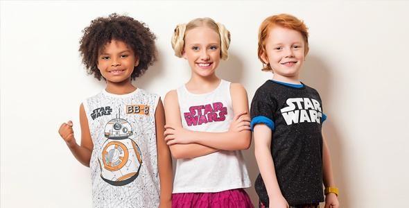 Disney licencia para Fakini produção de peças da saga Star Wars