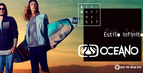 Agência CMC apresenta novo posicionamento da Oceano Surfwear