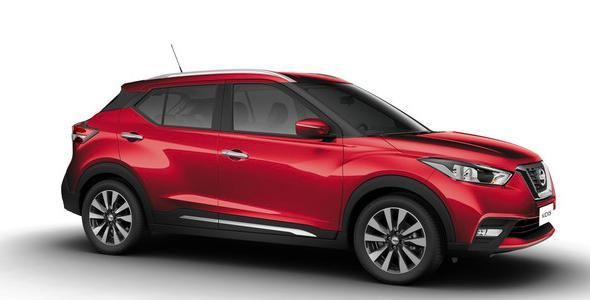 Nissan Kicks produzido no Brasil começa a chegar às concessionárias