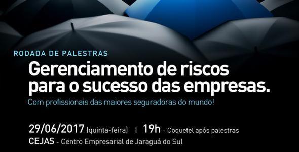 A ACIJS de Jaraguá do Sul promove rodada de palestras gratuitas