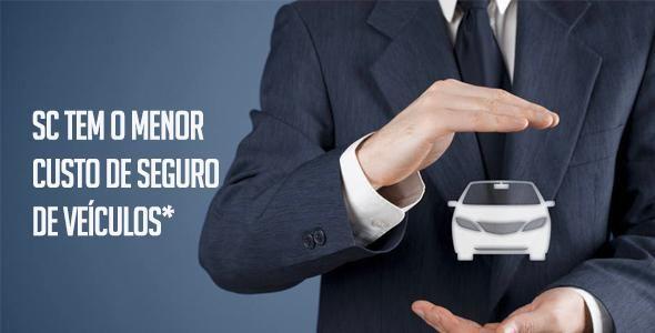 Santa Catarina detém o menor custo de seguros entre os 10 carros mais vendidos