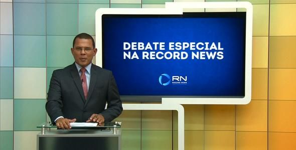 Record News SC debate as delações e o futuro político do Brasil