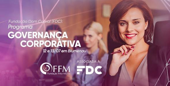 Fundação Dom Cabral abre treinamento sobre Governança Corporativa