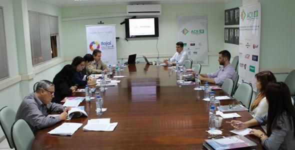 Visite Itajaí C&VB inicia articulação do seu Planejamento Estratégico