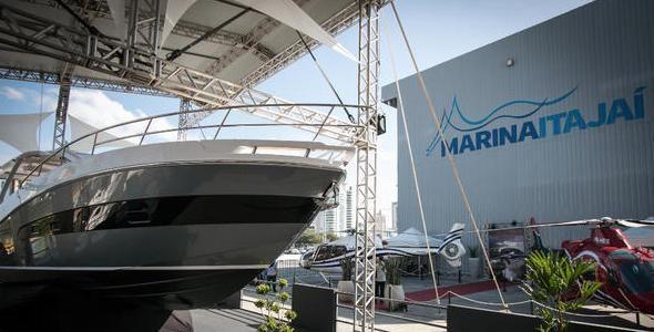 II Salão Naútico Marina Itajaí apresenta estaleiros nacionais e internacionais