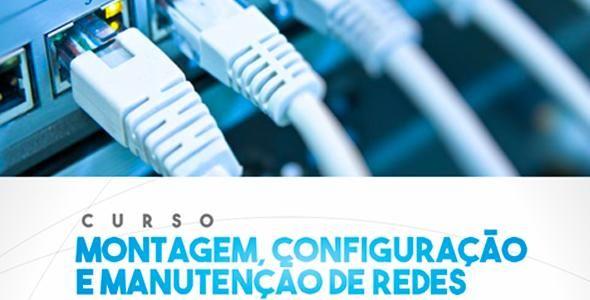 Senac Joinville abre curso de montagem, configuração e manutenção de redes
