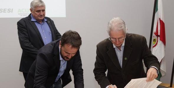 FIESC lança fundo social e chama atenção para o uso do incentivo fiscal pelas empresas