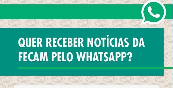 FECAM utiliza WhatsApp para ampliar interação com gestores, servidores municipais e cidadãos