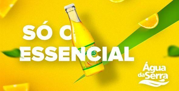 Água da Serra lança nova identidade visual