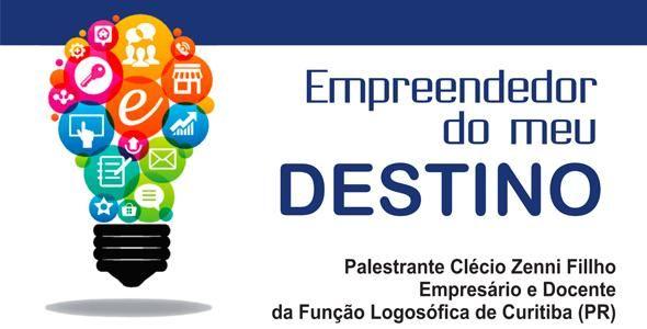 Fundação Logosófica promove no dia 27 a palestra Empreendedor do meu destino