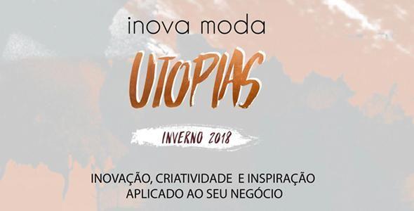 SENAI de Brusque lança caderno Inova Moda Utopias - Inverno 2018