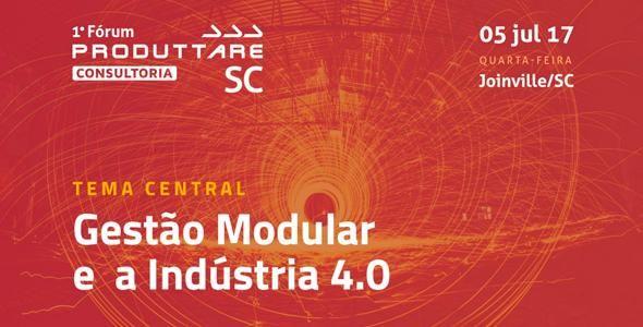 1° Fórum Produttare acontece em Joinville