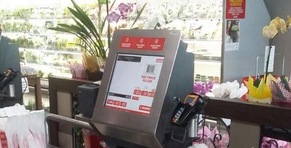 Supermercado Imperatriz inova com autoatendimento