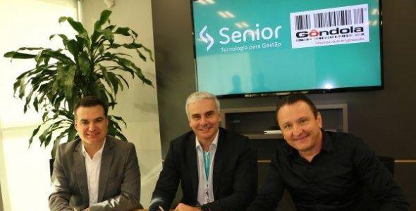 Senior compra a Gôndola Sistemas, empresa de soluções para supermercados