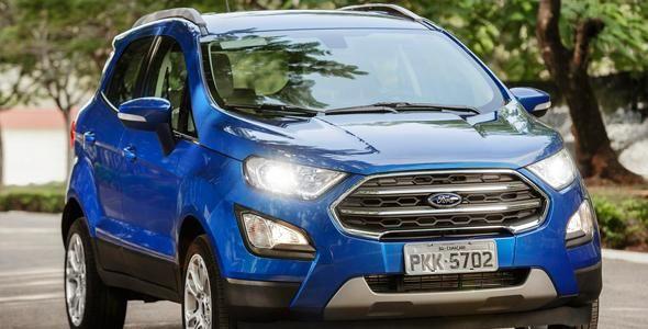 Novo Ford EcoSport fica mais próximo de Focus e Fusion