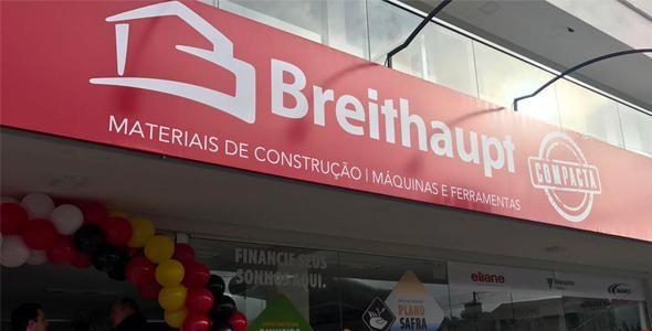 Rede Breithaupt inaugura loja em Pomerode